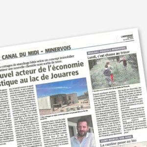 article presse economie jouarres
