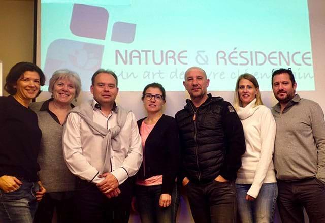 Équipe Nature & Résidence