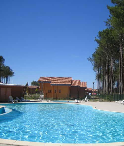piscine et pataugeoire PRL Landes