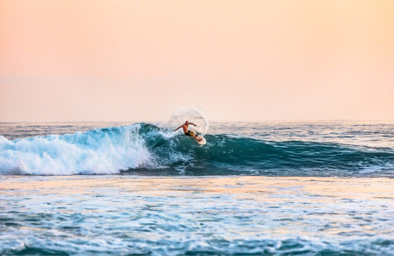 Parce résidentiel de loisir dans les Landes, plage de surf